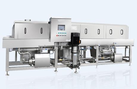 河南洗筐机的四大功能作用是什么