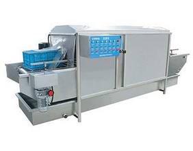 河南洗筐机:多阶段清洗效果才会更好