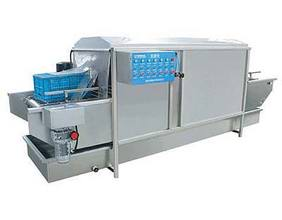 洗筐机的三大清洗功能是什么