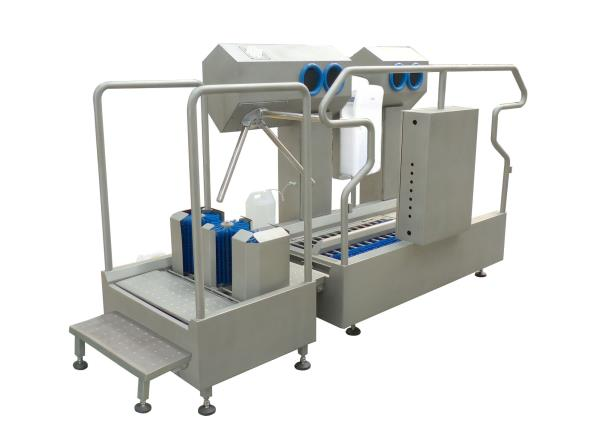 智能洗靴机HMXX-TD-II型
