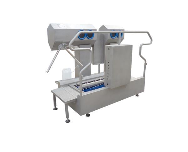 智能洗靴机HMXX-TD-III型
