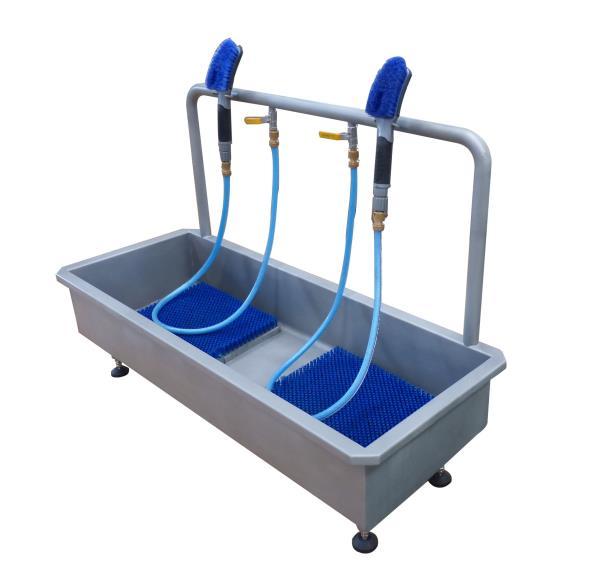 智能洗靴机HMXX-XXC-I型