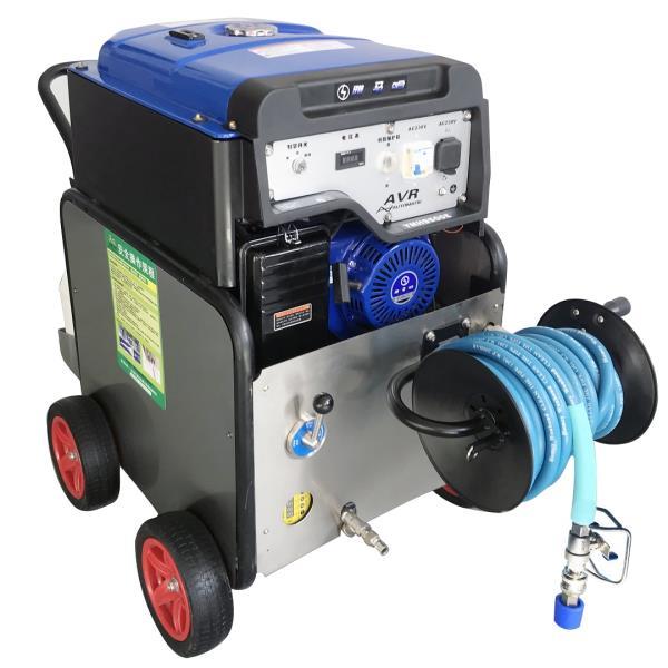 汽油机版高压洗消机